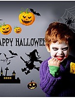 DIY Halloween Wall Stickers Styles Free Spell