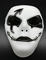 Halloween Full Face Horror Grimace Mask Masquerade Costume Party Moving Theme Dress Saw Mask Face Hood