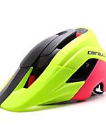 Casque Vélo(Vert / Rouge / Noir / Bleu,PC / EPS)-deFemme / Homme / Unisexe-Cyclisme / Cyclisme en Montagne / Cyclisme sur Route /
