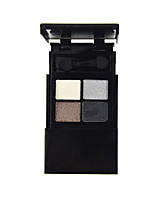 4 Eyeshadow Palette Dry Eyeshadow palette Powder Normal Daily Makeup A04