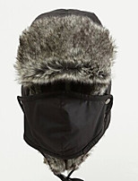 Chapka Hat / Fur Hat Ski Hat Unisex Breathable / Thermal / Warm / Comfortable Snowboard PolypropyleneSkiing / Skating / Downhill /