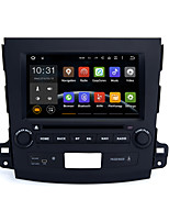 8quad rdzeń 1024x600 Android 5.1.1 dvd do samochodu Mitsubishi Outlander 2006-2012 bt 3G WIFI rds linku lustra