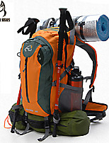 40 L Backpack / Rucksack Camping & Hiking / Traveling Outdoor / Performance Quick Dry / Wearable