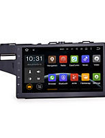 10,2 quad-core android 5.1 1024x600 gps do carro estéreo para Honda Fit