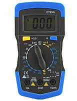 Blue Light Display Digital Multimeter
