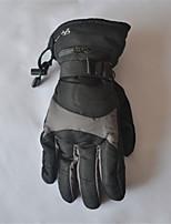 Winter Gloves Men's Anti-skidding / Keep Warm / Wearproof / Waterproof / Windproof / Breathable / Snowboarding Gloves