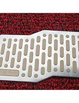 pedal de seda de couro grande tapete