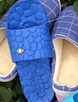 Unisex Slippers & Flip-Flops Fall / Winter Comfort Casual Flat Heel Others Blue / Pink / Royal Blue Others