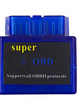 OBD BLUETOOTH ELM327 SUPER Vehicle Fault Diagnosis Instrument