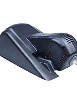 Koonlung Aucun écran (sortie par APP) Syntec Carte TF Noir Voiture Caméra