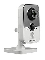 Hikvision CMOS DS-2CD2412F-IW 1.3MP  1/3 Card Type Network Camera