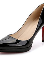 Women's Heels Spring / Fall Heels / Platform / Pointed Toe Patent Leather Wedding / Party & Evening / Casual Stiletto