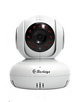 BesteyeWireless Home Security Camera 720P WIFI IP Security Surveillance Camera Night Vision Temp Sensor Baby Camera