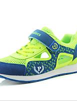 Per bambino-Sneakers-Tempo libero / Casual-Ballerine-Piatto-Tulle-Giallo / Verde / Arancione