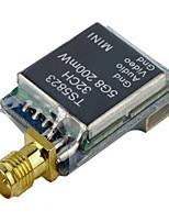 Skyzone Upgrade TS5823S 40CH 5.8G 200MW AV Transmitter Module RP-SMA Female
