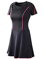 Dresses Bike Comfortable / Sunscreen Women's Black Eco-friendly Polyester / Terylene