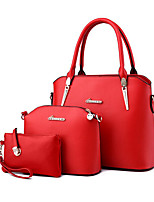 Women PU / Polyester Casual / Office & Career Tote