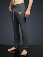 LOVEBANANA Men's Active Pants Dark Gray-34027