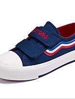 Jungen-Sneaker-Outddor / Lässig-Leinwand-Flacher Absatz-Flache Schuhe-Blau / Grün / Rot