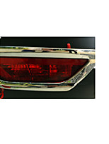 The Baojun 560 Fog Lamp Cover After Fog Lamp Box The Baojun 560 Fog Lamp Decoration Modified ABS Electroplating Y