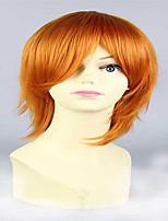 cosplay perruque Perruques pour femmes Marron Costume Perruques Perruques Cosplay