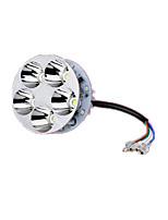 Led The Motorcycle Headlamps Motorcycle Electric Car Headlights Modified
