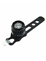 LED Light Bulbs / Rear Bike Light LED - Cycling Alarm CR2032 100 Lumens Battery Red Cycling/Bike-Lights