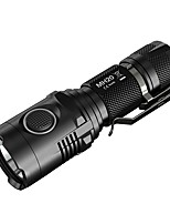 NITECORE MH20 1000 Lumens Rechargeable  CREE XM-L2 U2 LED Pocket Flashlight 18650 FlashLight Torch