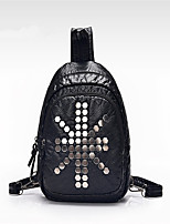 Women PU Sports / Casual / Outdoor Backpack