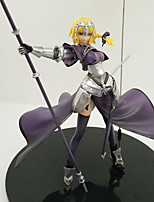 Cosplay PVC 25*24.5*29cm Anime Action Figures Model Toys Doll Toy Fate/stay night  Saber