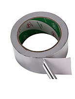 High Temperature Resistance Aluminum  Waterproof  Foil Tape      Specification 25 M * 48MM
