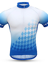 Sports Bike/Cycling Clothing Sets/Suits Men's Short Sleeve Breathable / Quick Dry / Wearable / Comfortable