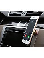 véhicule téléphone mobile support / instrument bureau monté véhicule magnétique multifonctionnel support de navigation