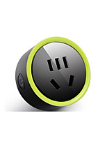 Control the customer A Fil Others Intelligent socket Noir