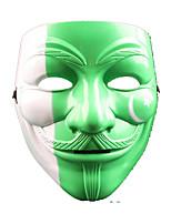 Halloween Props White / Black / Green / Yellow Engineering Plastic Cosplay Accessories Halloween