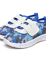 Boy's Sneakers Fall Flats Tulle Outdoor / Casual Flat Heel Others Blue / Green / Red / Gray Others