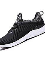 Men's Sneakers Spring / Fall Comfort PU Casual Flat Heel  Black / Blue / Gray Sneaker