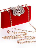 Women Special Material / Poly urethane Event/Party / Wedding Evening Bag