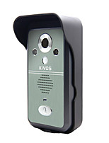 KiVOS Wireless Visual Doorbell Door Anti Dismantling Alarm Special Visual Doorbell