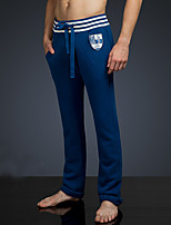 LOVEBANANA Men's Active Pants Blue-34024