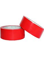 два 4.5cm * 20m красный ковер ленты в упаковке