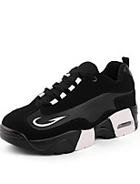 Pumps / Running Shoes / Casual Shoes Men's Anti-Slip / Wearproof / Air Mattresses/Air Shoes Low-Top Leisure SportsWhite