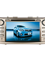 1024 * 600 double 2 din quad core 8 Android 5.1.1 Auto DVD GPS navigatie voor Toyota Camry 1024 * 600 hd head-unit autoradio