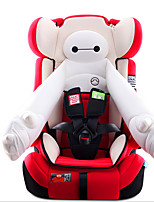White Children'S Safety Seat 9 Months -12 Years Old Children Apply