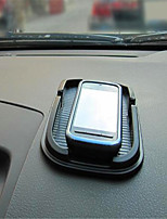 Anti Skid Pad For Navigation Frame Mobile Phone Seat Of Black Vehicle Mobile Phone Carrier