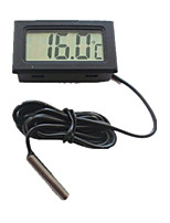 The Embedded Electronic Digital Display Thermometer Refrigerator Thermometer