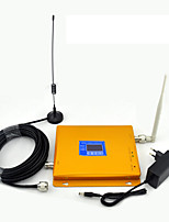 GSM 900MHz dcs 1800MHz Signal Booster Handy-Signal-Repeater-LCD-Display / Dualband