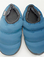 Women's Slippers & Flip-Flops Winter Comfort Cotton Casual Flat Heel Others Black / Blue / Green / Red / Fuchsia Others
