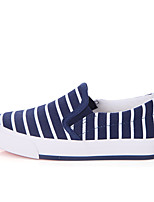 Unisex-Flache Schuhe-Outddor-Gummi-Flacher AbsatzSchwarz Blau Rot