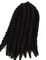 La Havane Tresses Twist Extensions de cheveux 14 inch ,wholesale contact whatsApp+8618737194292 Kanekalon 12 Brin 80g gramme Braids Hair